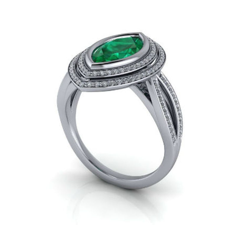 Picture of Emerald Ring
