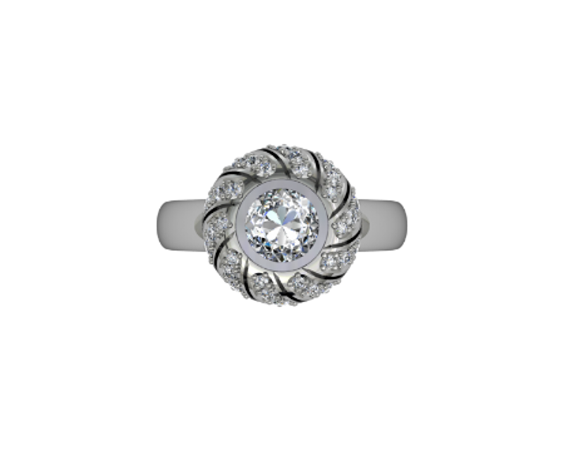 Picture of Fashion Ring 00336-00