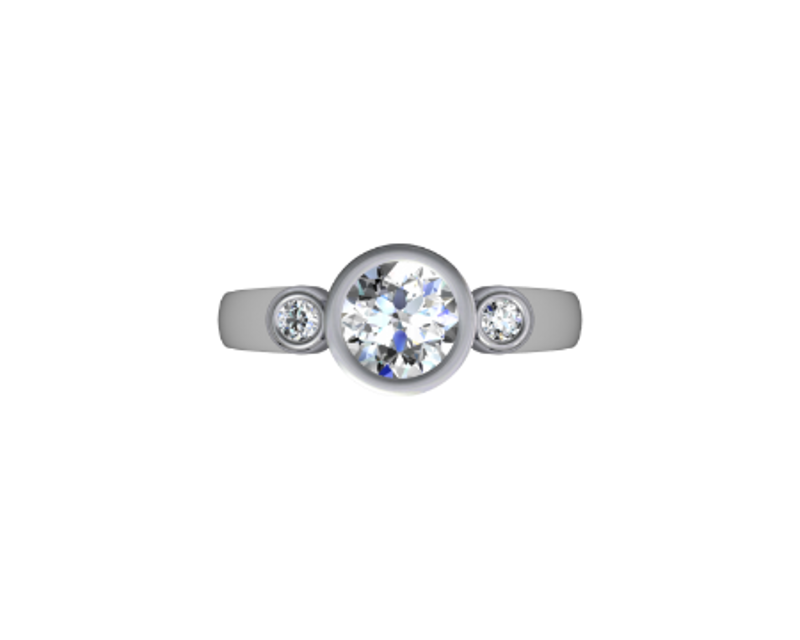 Picture of Fashion Ring scs02353-rdf-0-00-rg