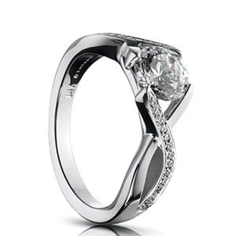Picture of R206 | Diamond Engagement Rings