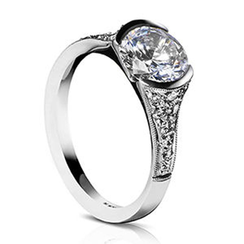 Picture of R379   Diamond Engagement Rings