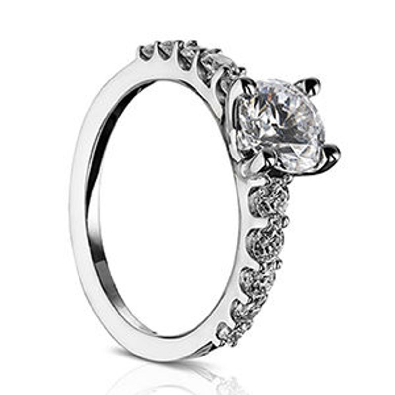 Picture of R491 | Diamond Engagement Rings