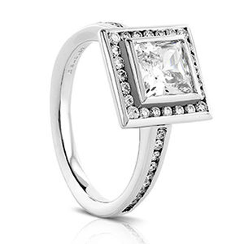 Picture of R494 | Diamond Engagement Ring