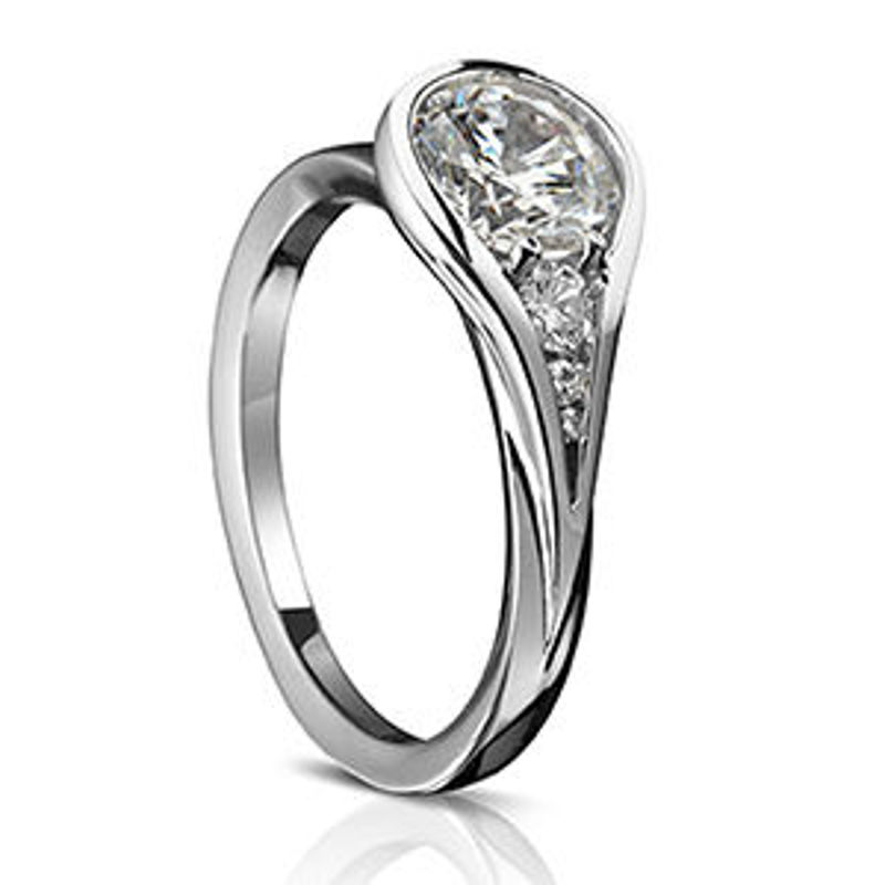 Picture of R531   Diamond Engagement Rings