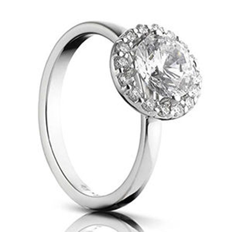 Picture of R594 | Diamond Engagement Rings