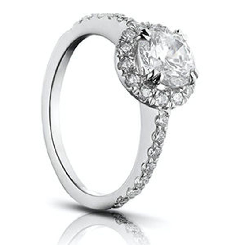 Picture of R617 | Diamond Engagement Rings