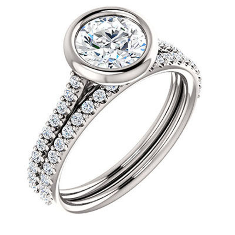 Picture of EDS-122956 | Diamond Engagement Rings