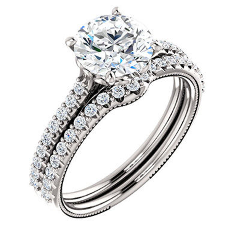 Picture of EDS-122993 | Diamond Engagement Rings