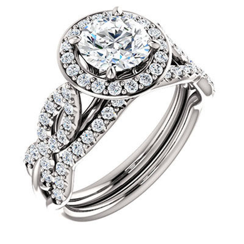 Picture of EDS-122965 | Diamond Engagement Rings