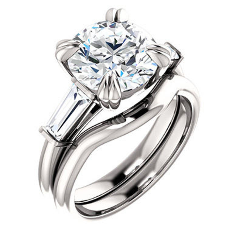 Picture of EDS-122977 | Diamond Engagement Rings
