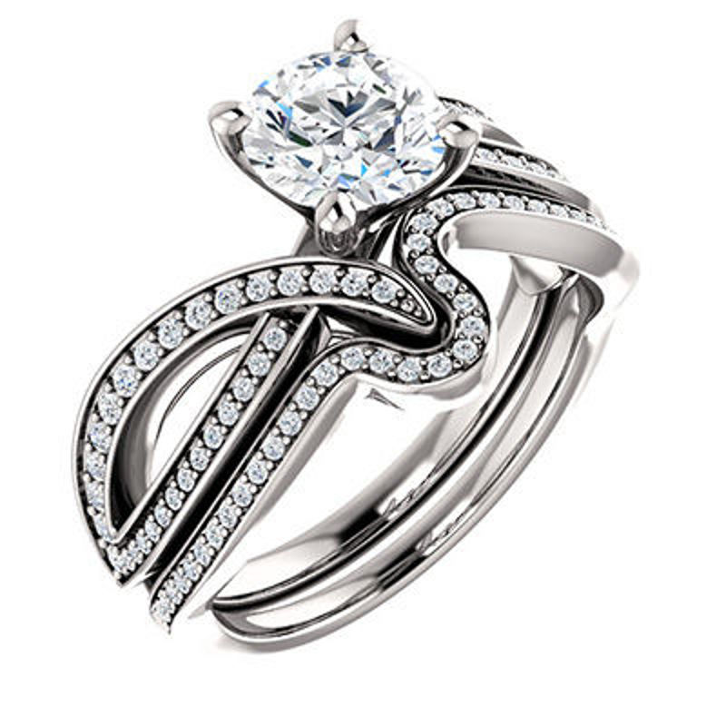 Picture of EDS-123037 | Diamond Engagement Rings
