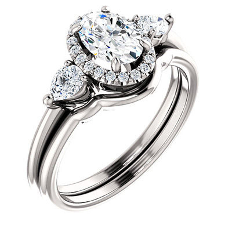 Picture of EDS-123129 | Diamond Engagement Rings