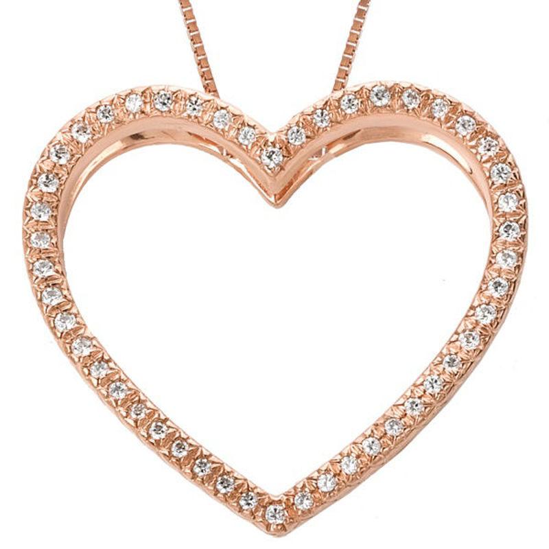 Picture of Ladies Heart Pendant