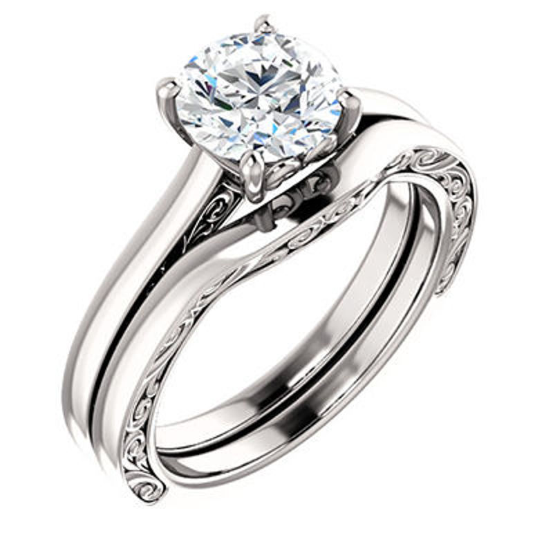 Picture of EDS - 123044 | Diamond Engagement Rings