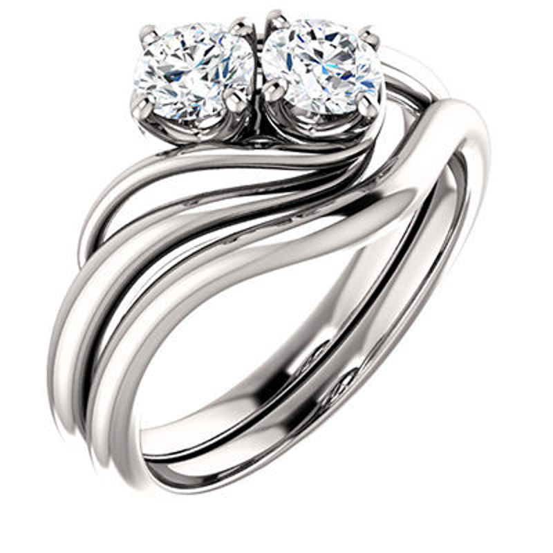 Picture of EDS - 123126 | Diamond Engagement Rings