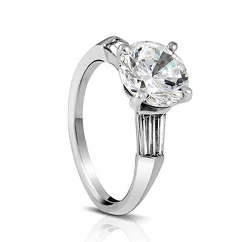 Picture of R246-2D   Diamond Engagement Rings