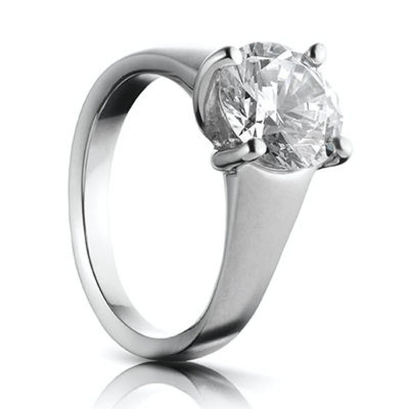 Picture of R329-3 | Diamond Engagement Rings