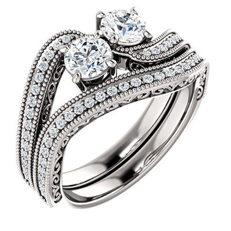 Picture of EDS- 123121   Diamond Engagement Rings