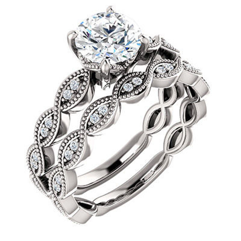 Picture of EDS-123134 | Diamond Engagement Rings