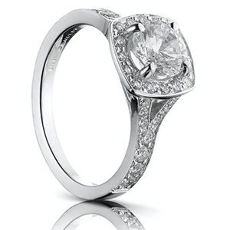 Picture of R623-1D   Diamond Engagement Rings