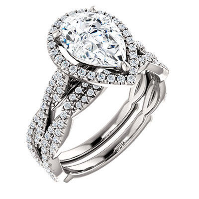 Picture of EDS - 123267   Diamond Engagement Rings