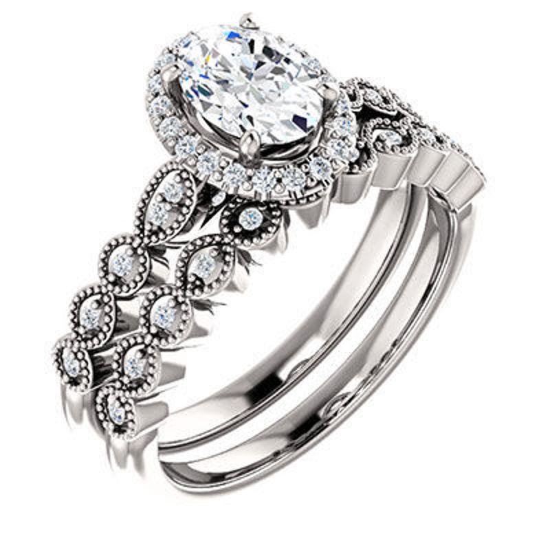 Picture of EDS - 12385W | Diamond Engagement Rings